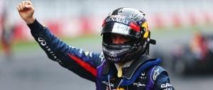Vettel tetracampeón del mundo de Fórmula 1